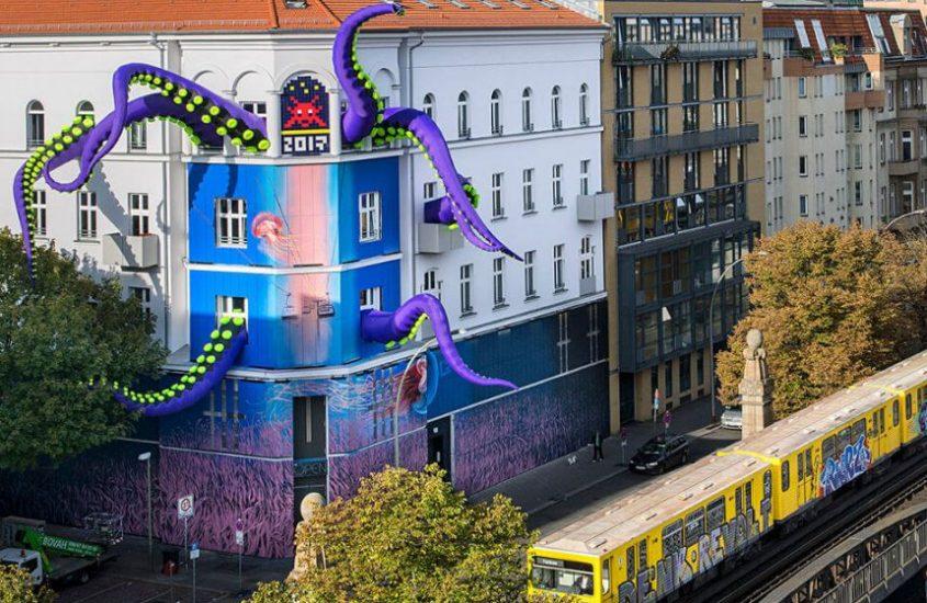 Street-Art in Galerien und Museen