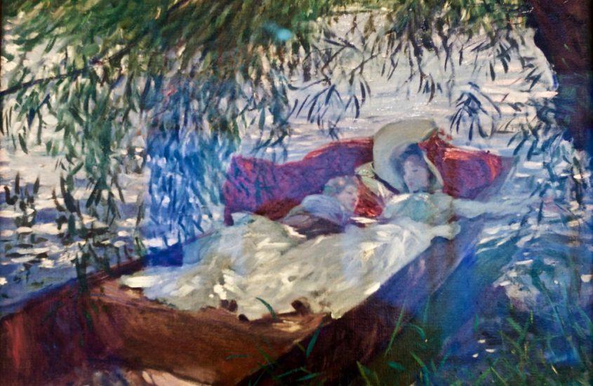 Die wilde Malerei des Expressionismus