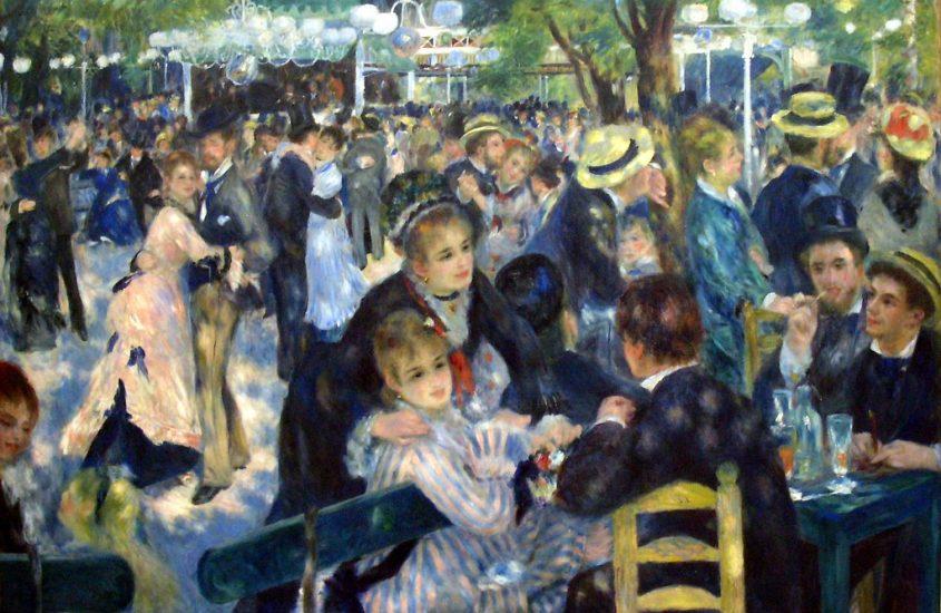 Monet als Gallionsfigur des Impressionismus