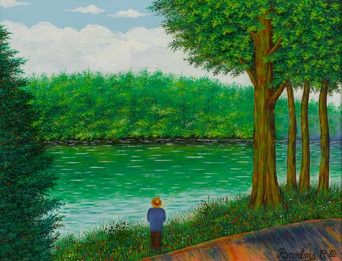 Naive Kunst — grenzenlose Phantasie